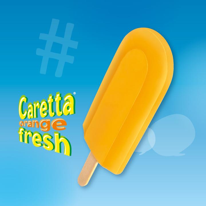 NESTLE SCHOELLER Caretta Orange Eis 55 ml