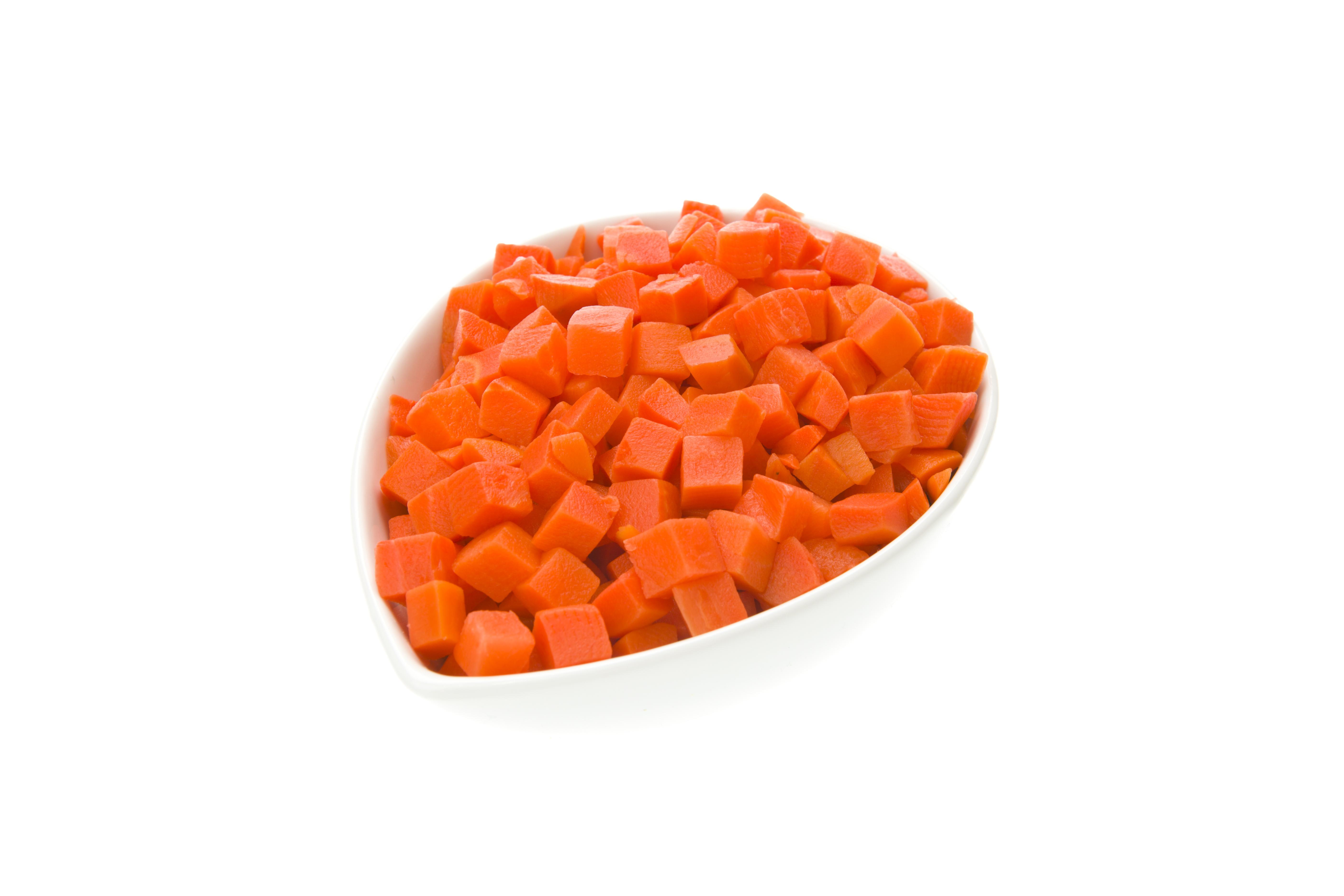 Tifa Quality Karotten gewürfelt 10x10mm 2500 g