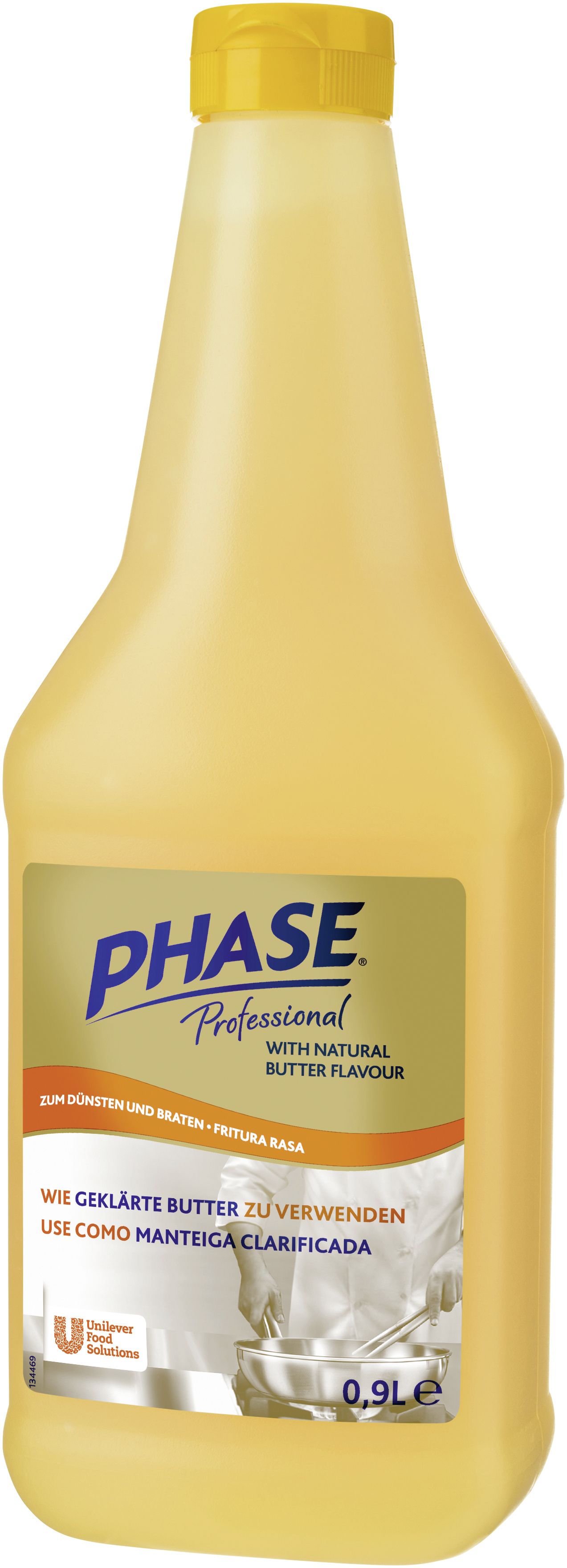 Phase Phase Butter Flavour 900 ml