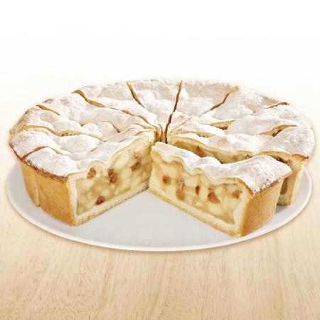 NESTLE SCHOELLER Gedeckter Apfelkuchen vorgeschnitten 2500 g