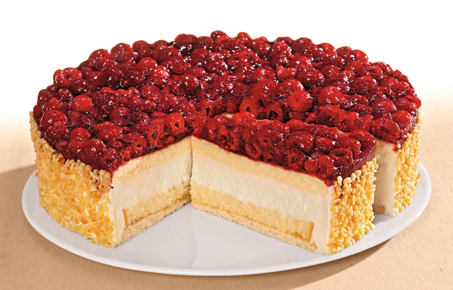 NESTLE SCHOELLER Himbeer-Käse-Sahne-Torte 2500 g