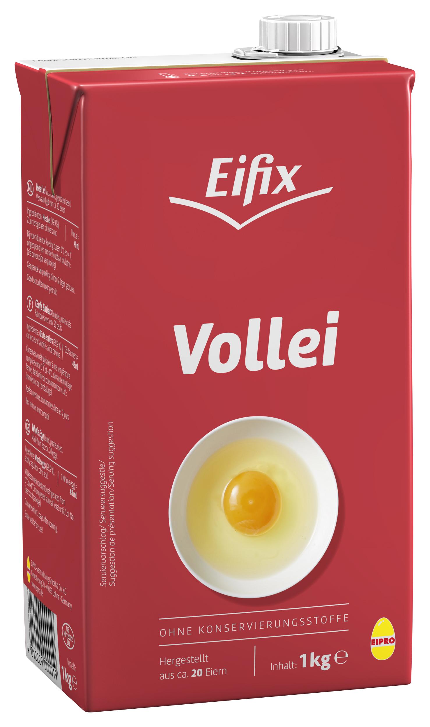 Eifix Eifix Vollei flüssig 1000 g