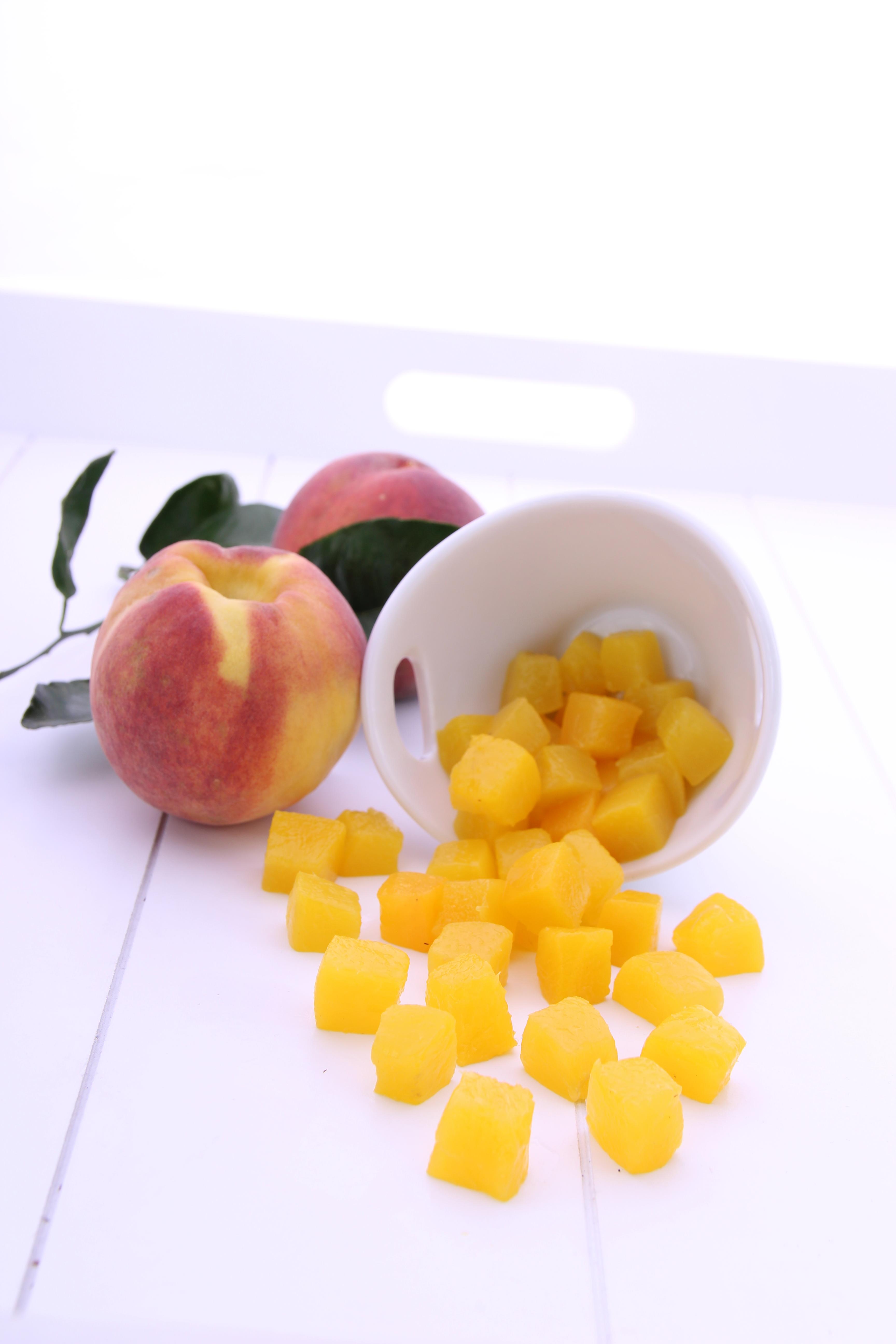 Melzer Pfirsichwürfel 10 kg