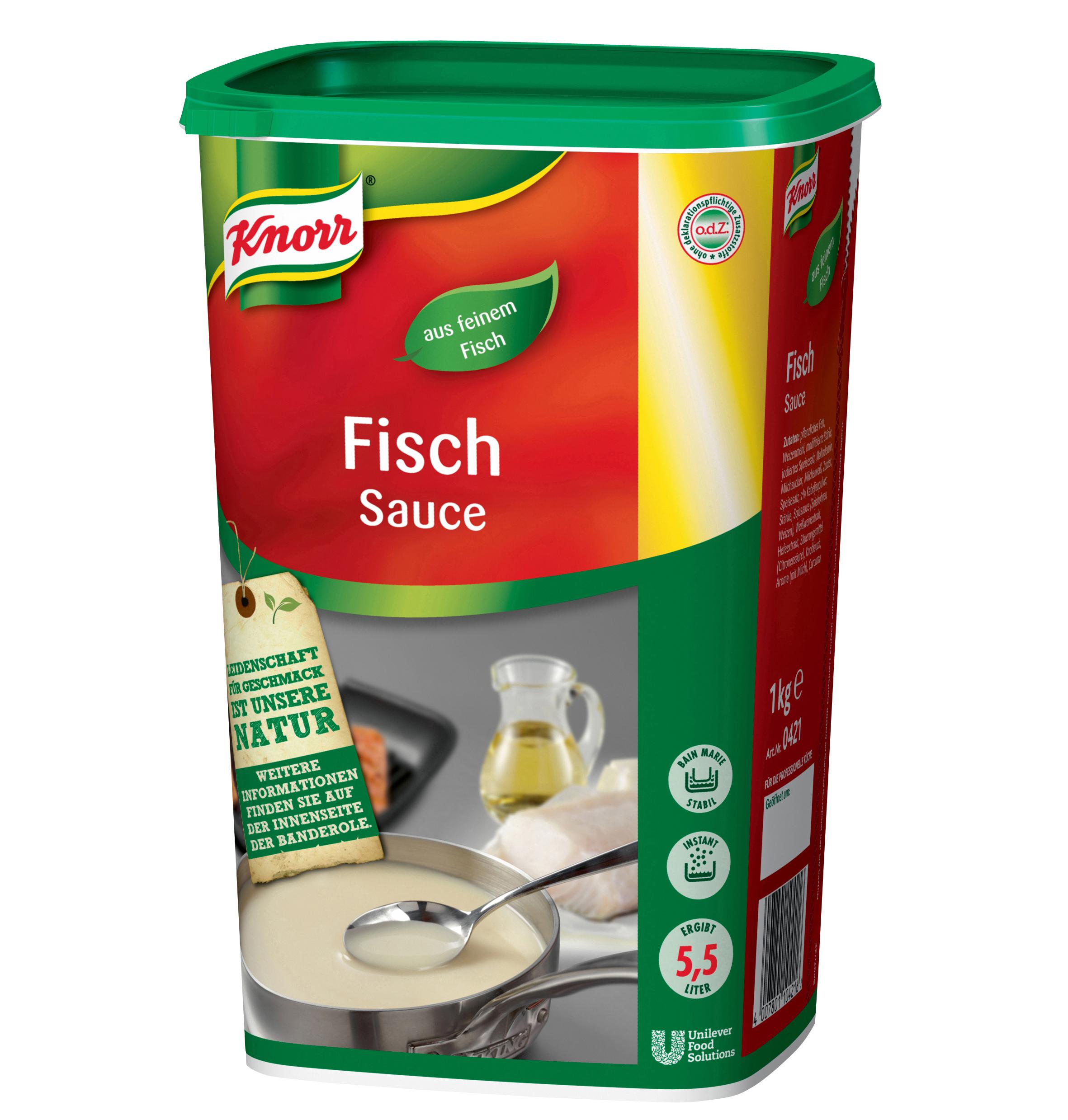 Knorr Fisch Sauce Gourmet 1000 g