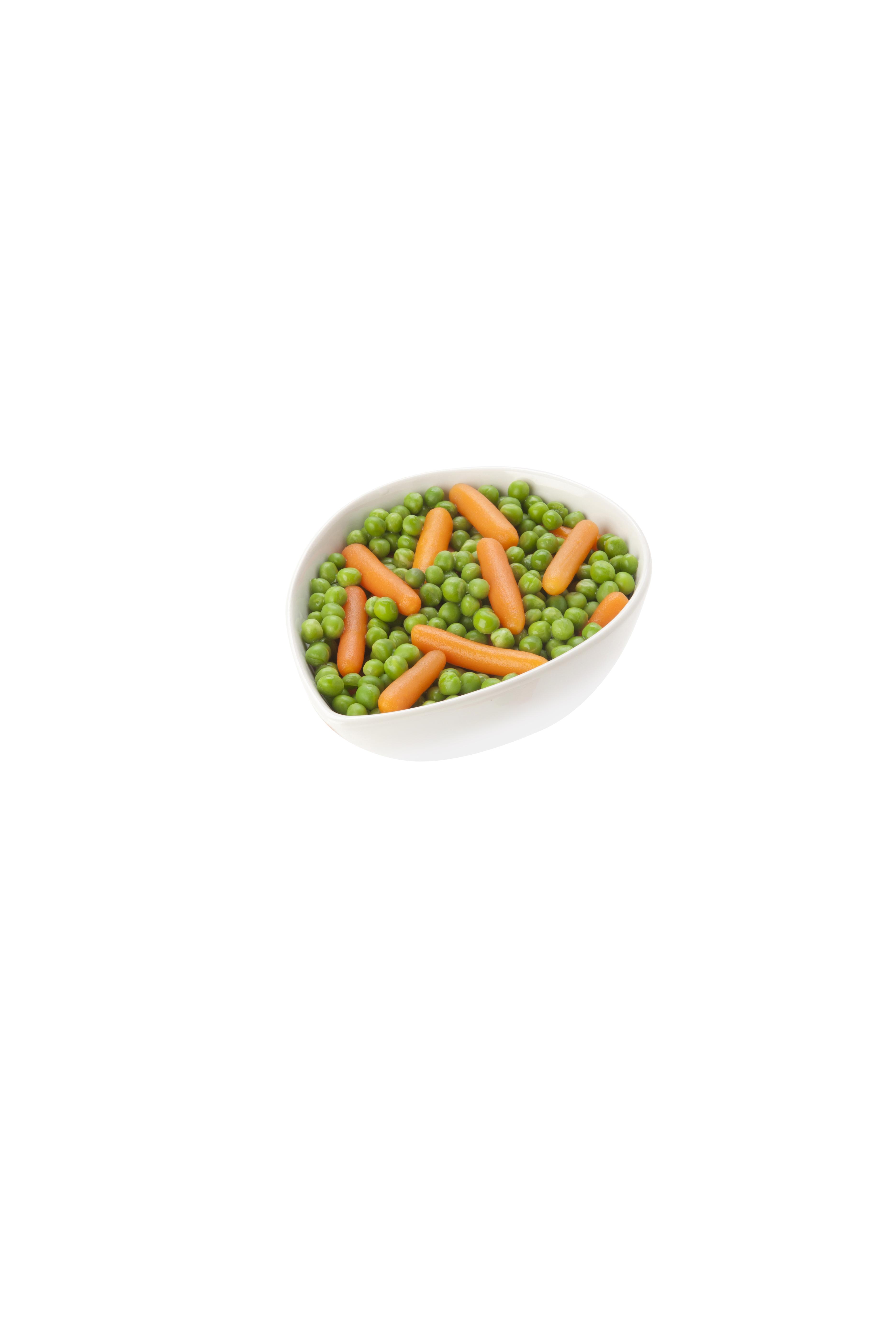 Tifa Quality Erbsen & Fingermöhren 2500 g