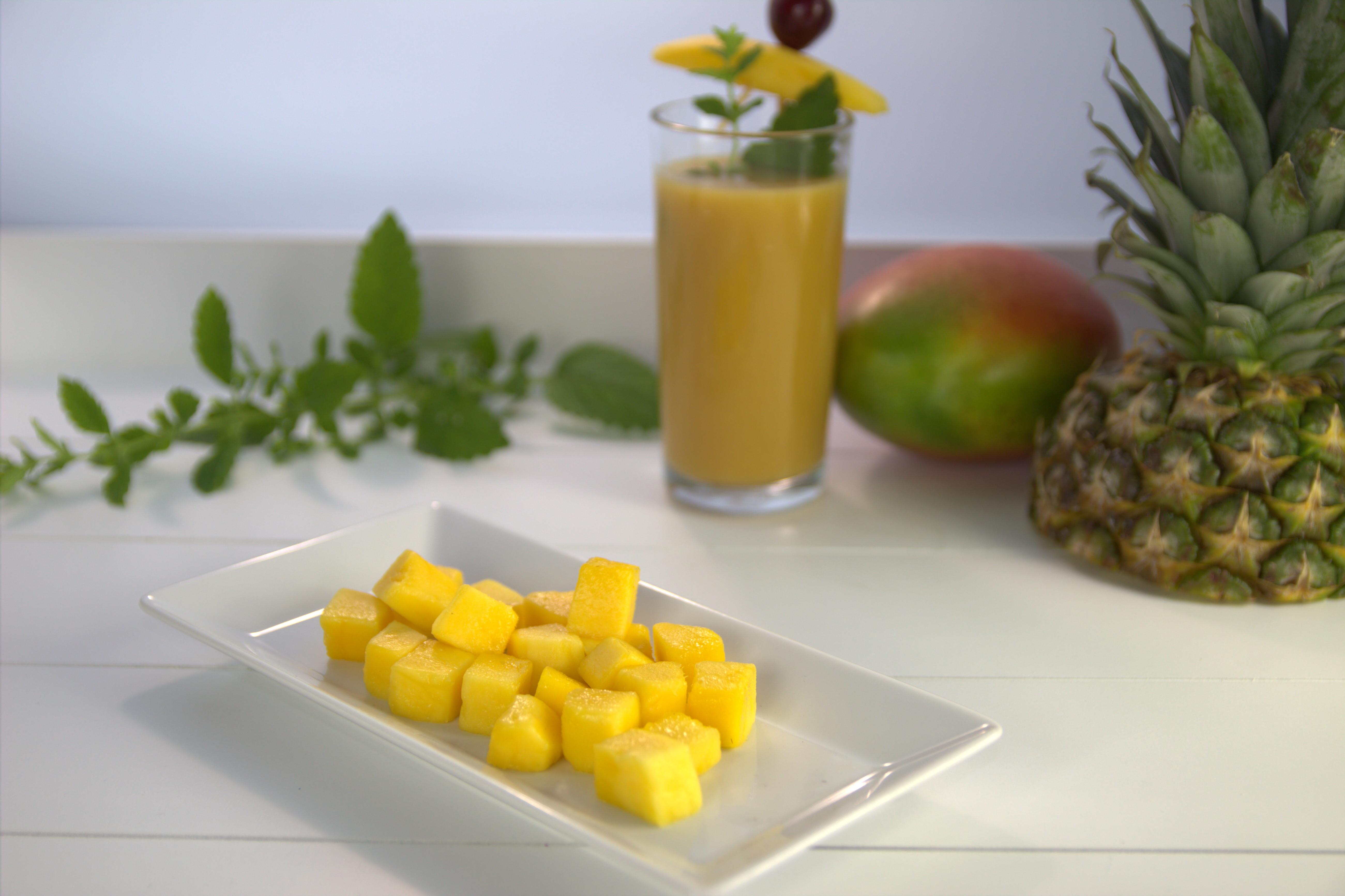 Melzer Mangowürfel 2500 g