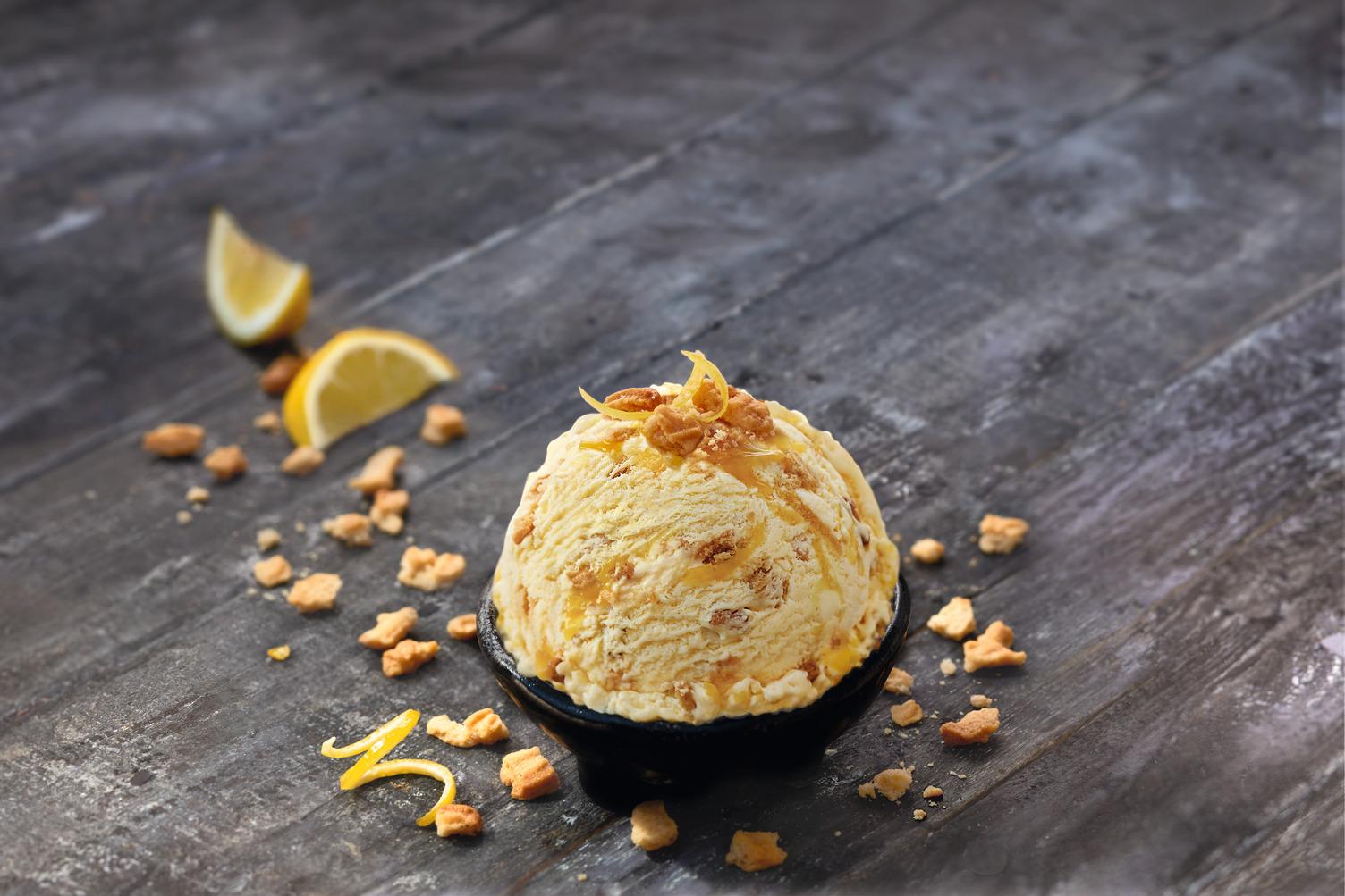 MOEVENPICK Lemon Cheesecake Eis 2400 ml