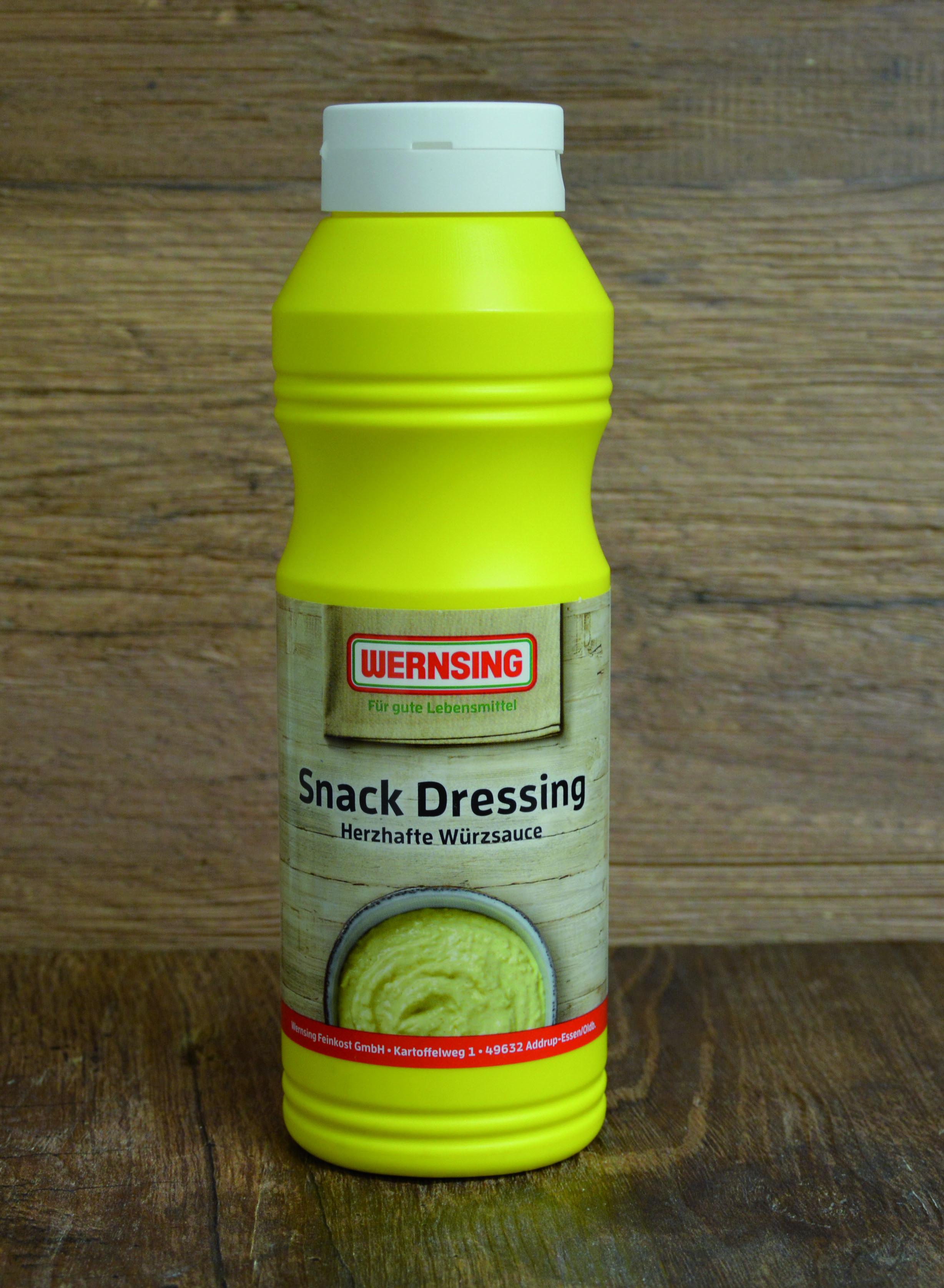 Wernsing Snack-Dressing 800 ml