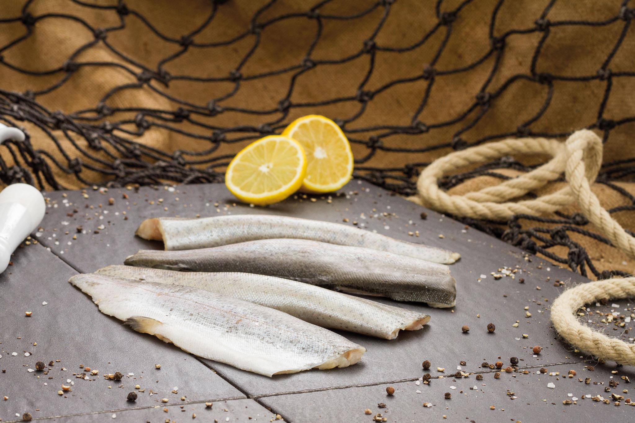 RARI Forellenfilet mit Haut rotfleischig 80-120 g