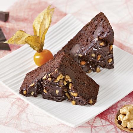 NESTLE SCHOELLER Backwaren Brownie-Ecke 2000 g