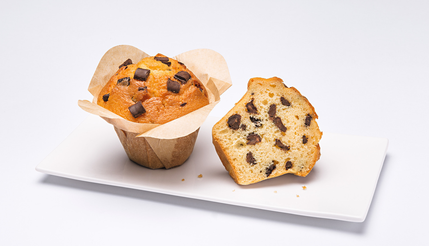NESTLE SCHOELLER Chocolate Chunk Muffin 100 g