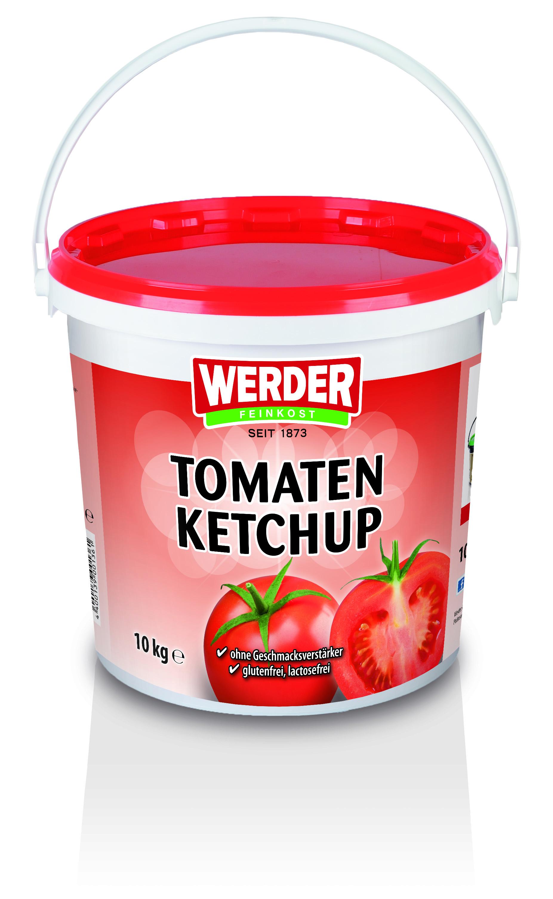 WERDER Tomaten Ketchup 10 kg