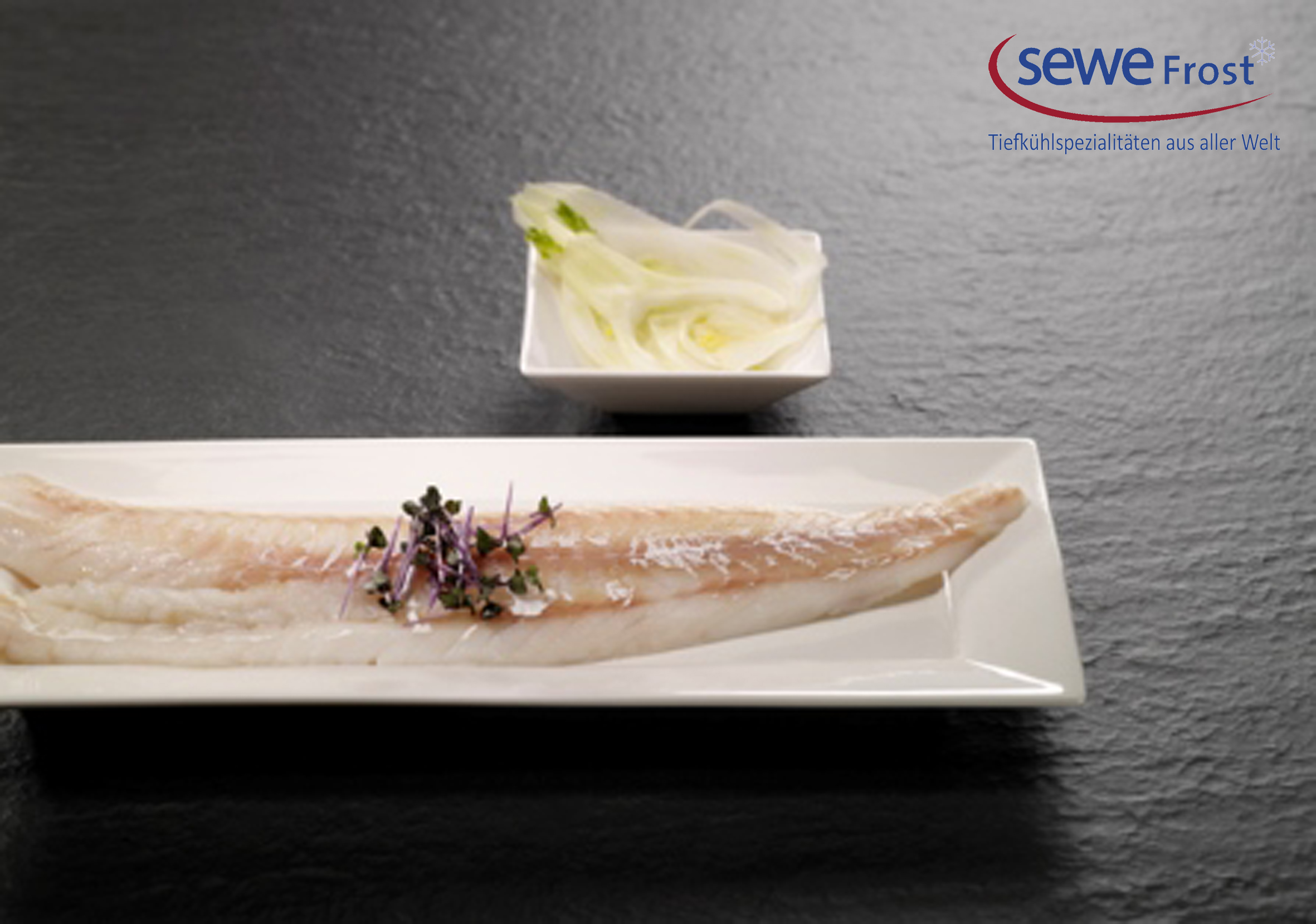 SEWE-Frost Alaska-Seelachsfilets  180-200 g