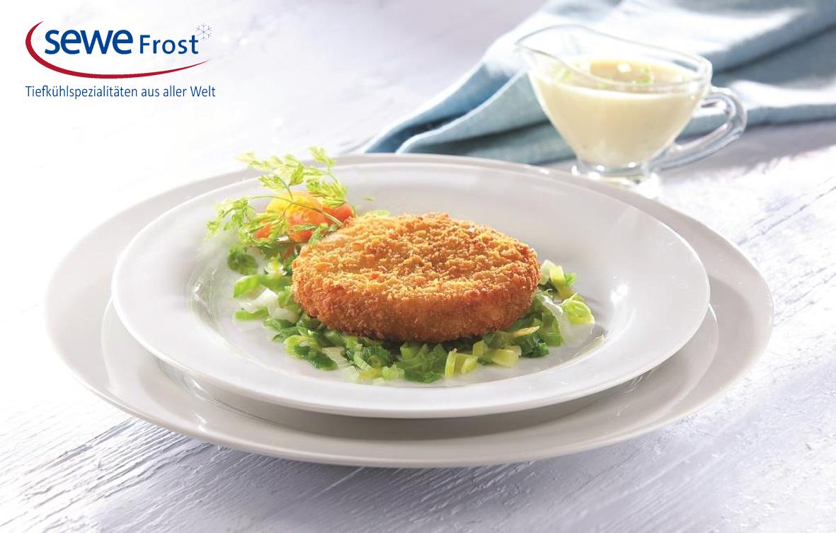 SEWE-Frost Fisch Frikadelle 75 g