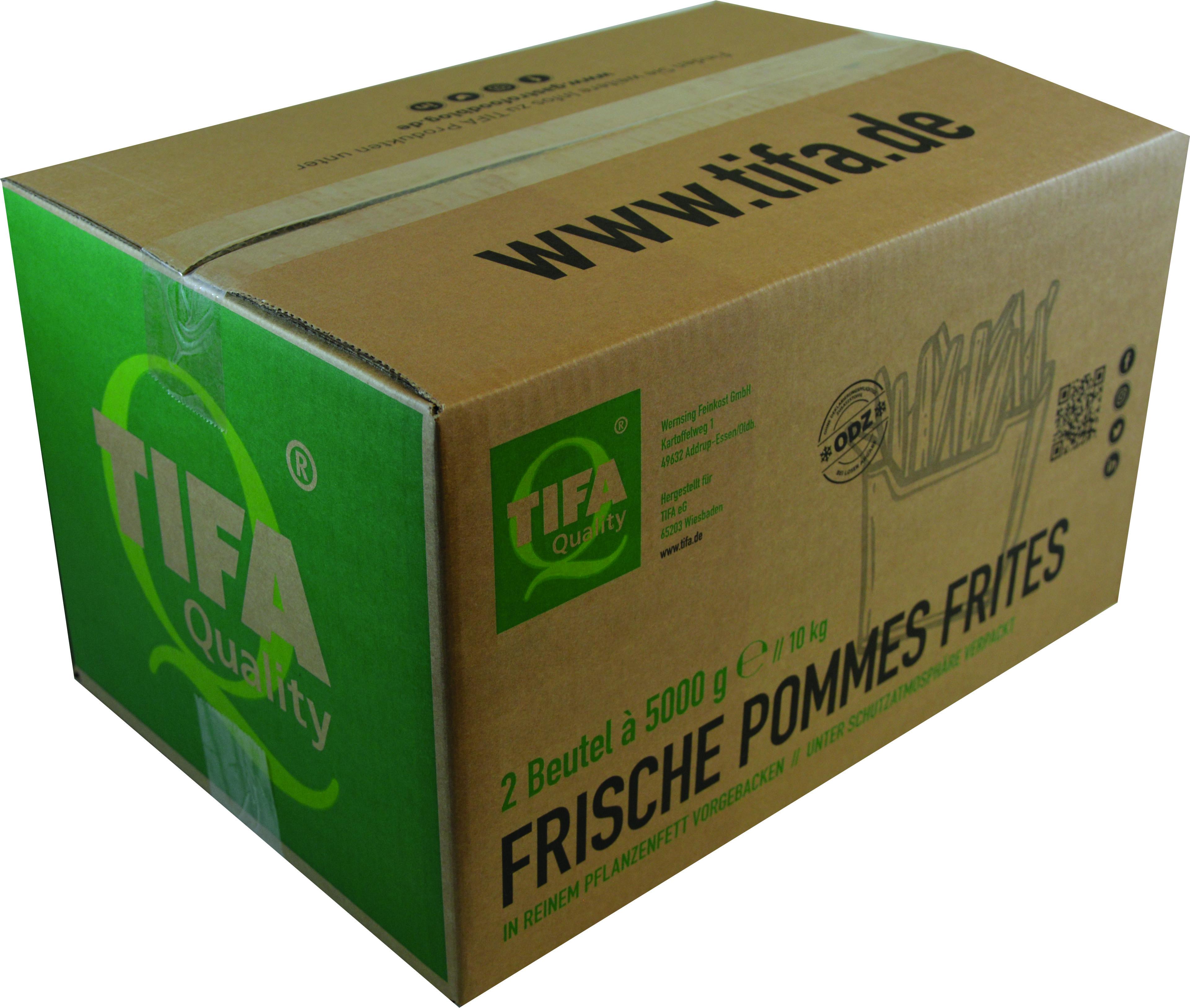 Tifa Quality Pommes-Frites 28x10,5mm