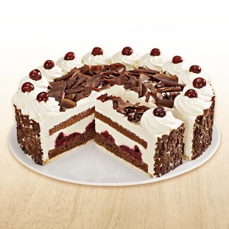 NESTLE SCHOELLER Schwarzwälder-Kirsch-Torte 2150 g