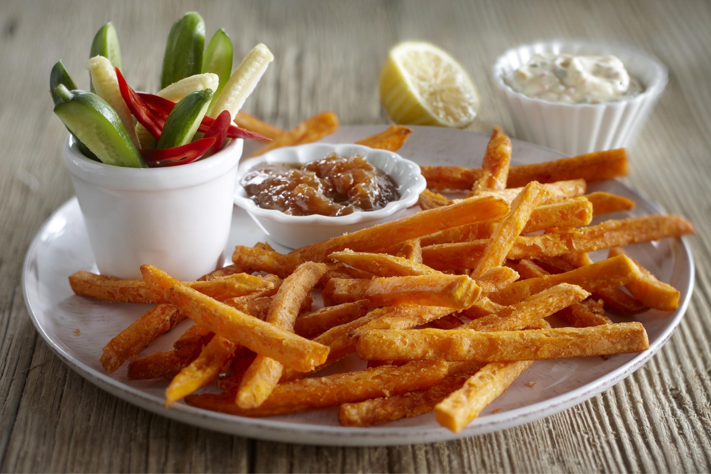 Aviko Sweet Potato Fries (Süßkartoffel) 2270 g