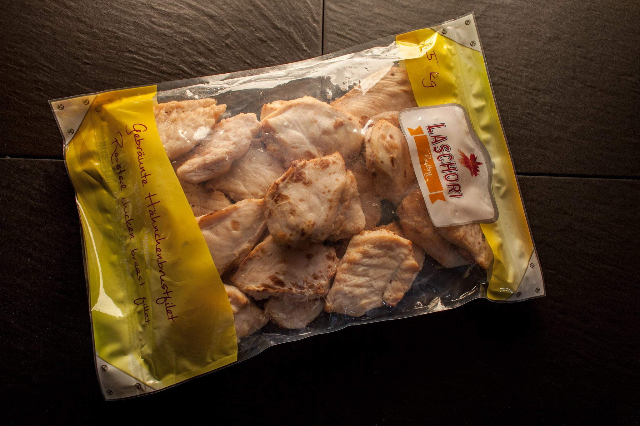 LASCHORI Hähnchenbrustfilet 2500 g