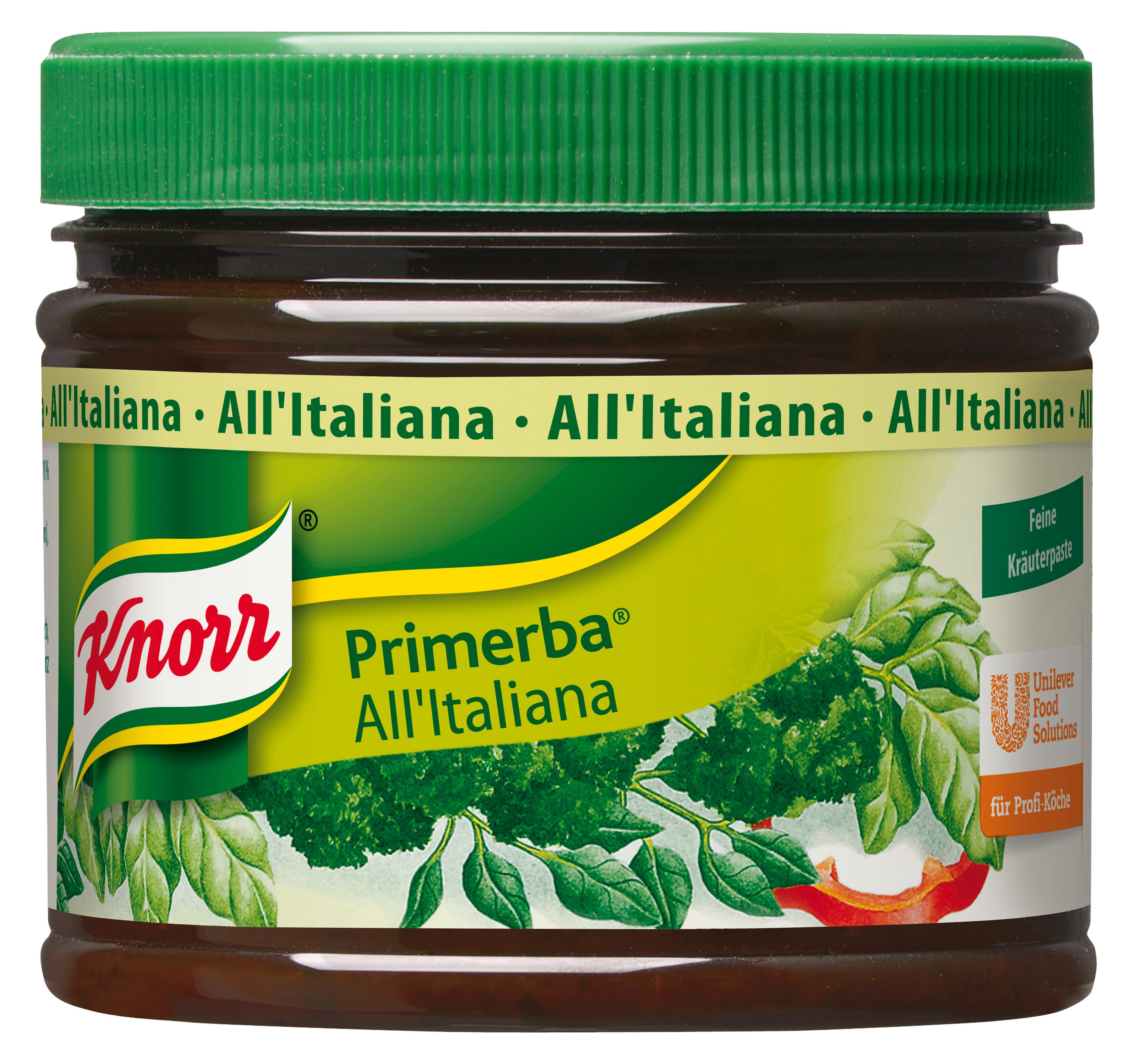 Knorr Primerba Italien 340 g