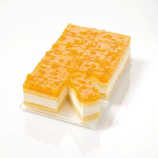 NESTLE SCHOELLER Pfirsich Käse Sahne-Schnitte 2000 g