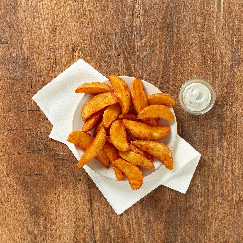 Tifa Quality Potato Wedges gewürzt 2500 g