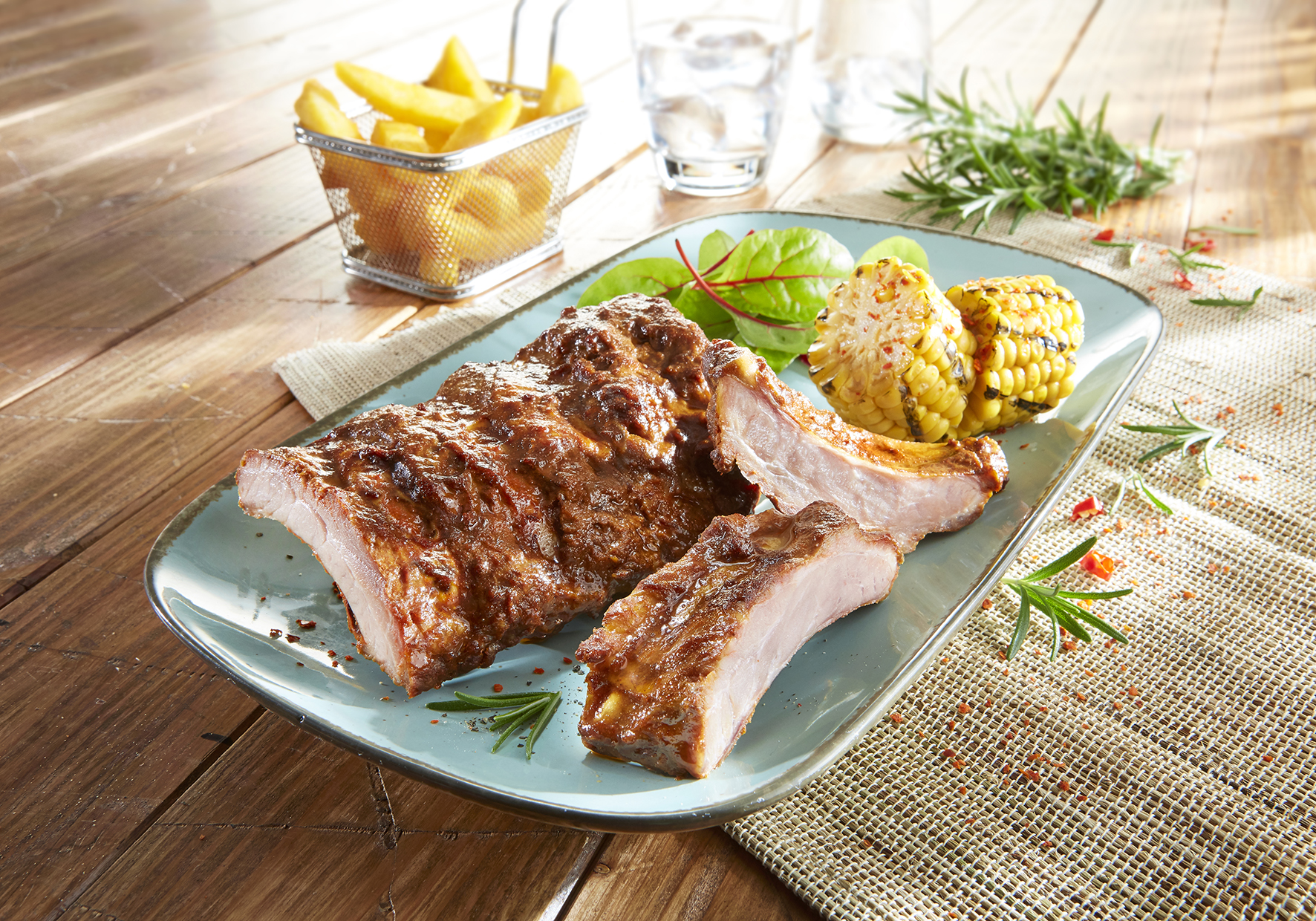 FVZ Spare Ribs Classic 6000 g